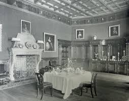 2346 west dean house state dining room circa 1900 jpg