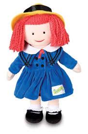 madeline dress able plush doll toys