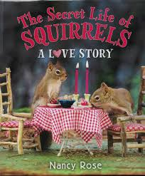 the secret life of squirrels a love story library of cats