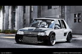 peugeot 205 group b peugeot 205 drift machine by cptdesign on deviantart