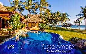 Punta Mita Mexico Map by Casa Amore Ranchos Estates Punta De Mita Nayarit Mexico