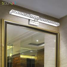 Vanity Light Bathroom Aliexpress Buy Solfart L Sconce Bathroom Wall Lights Led