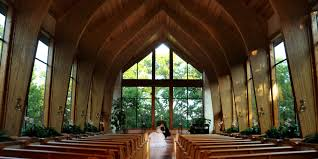 wedding venues oklahoma thunderbird chapel outdoor beauty without the worries