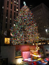 100 rockefeller plaza christmas tree lighting 2015 performers