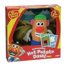 mr potato head potato dash game walmart com