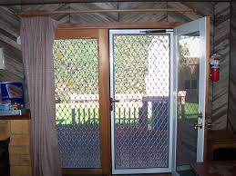 French Security Doors Exterior by Security Screen Doors
