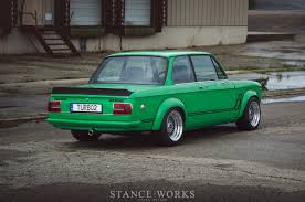 2002 bmw turbo signal green bmw 2002 turbo is a work of autoevolution