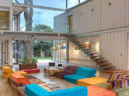 shipping container homes interior design interior designed homes shipping container home