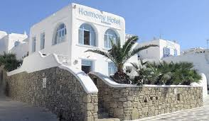 harmony boutique hotel in mykonos travel in greece with dolphin
