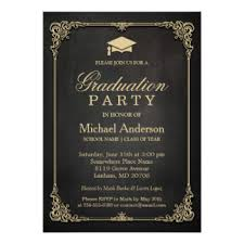 school graduation invitations high school graduation invitations announcements zazzle
