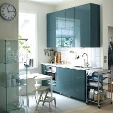 cuisine cristal cuisine bleue cuisine cuisine bleu gris blanc utoo me