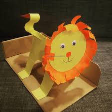 lion projects for preschoolers pictures to pin on pinterest