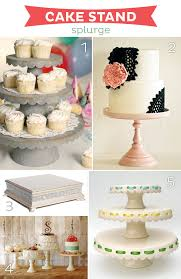15 fabulous cake stands cake cupcake stands and diys