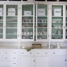 Glass Cabinets In Kitchen Glass Front Kitchen Cabinets Design Ideas