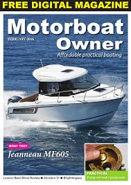 motorboat owner february 2016 by digital marine media ltd issuu