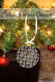 free printable ornaments u create