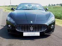 maserati grancabrio sport interior maserati grancabrio 4 7v8 sport automatic nick whale sports cars