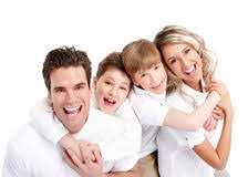 happy family of four stock photo image of 42195990