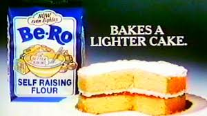 commercial be ro self raising flour bakes a lighter cake