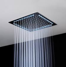 Shower Head In Ceiling by Ceiling Mounted Rain Shower Head Ideas U2014 The Homy Design