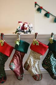 Christmas Stocking Decorations Christmas Stocking Tutorial U2014 Megan Nielsen Design Diary