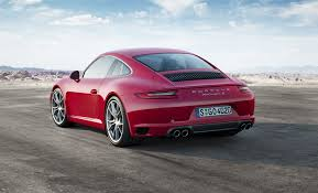 car porsche 2017 new 2017 porsche 911 carrera sports twin turbos