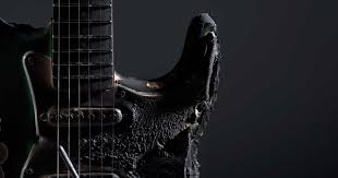 the death of the electric guitar washington post