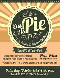 emmy nominated cooking television show producer to judge local pie