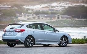 subaru impreza hatchback modified 2017 subaru impreza more rigid more dynamic and more refined