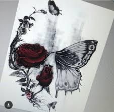 half butterfly half skull search legs
