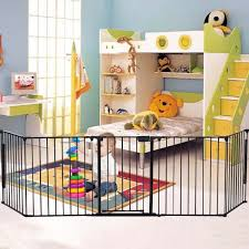 com hpd fireplace fence baby safety fence hearth gate bbq metal fire gate pet dog cat pet supplies