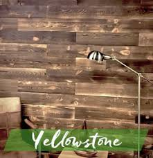 reclaimed wood wall planks barn wood wall style