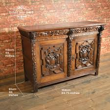 furniture antique credenza sideboards and credenzas antique