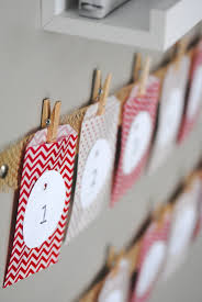 easy christmas advent calendar kids craft idea making lemonade