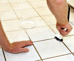 Cleaning Grout With Vinegar 5 Easy Steps How To Clean Grout With Vinegar And Baking Soda