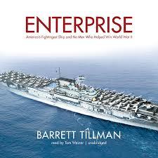 download enterprise audiobook by barrett tillman for just 5 95