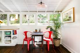 bungalow dining room photo 7 of 12 in house of cards actor molly parker u0027s echo park