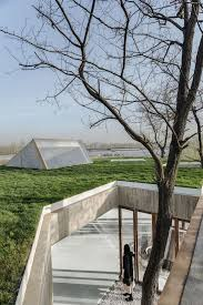 Arch Studio by The Nature Of Meditation Tangshan U0027s Buddhist Shrine By Archstudio