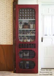 Kitchen Pantry Doors Ideas The Olde Farmhouse On Windmill Hill Farmhouse Kitchen Phase 2