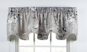 Yellow Valance Curtains Love The Valances Gray Valance Curtains Grey Valance Curtains Gray