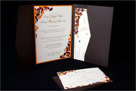 fall wedding programs free wedding program templates 9 free psd vector ai eps