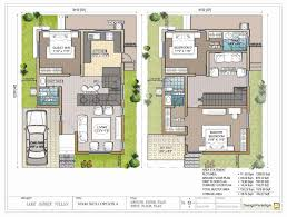 fascinating 4bhk duplex house plan pictures best inspiration