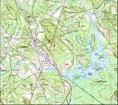 Map Of Eastern Massachusetts Rail Trails In Massachusetts Masstrails Com