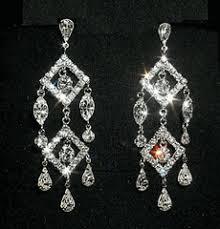 Big Chandelier Earrings Rhinestone Earrings Dangle Wholesale