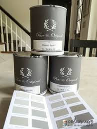 just some lovely spring colours from pure u0026 original paint see