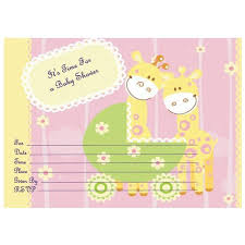 baby shower invitation templates free wblqual com