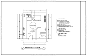 sample bathroom floor plans top home design