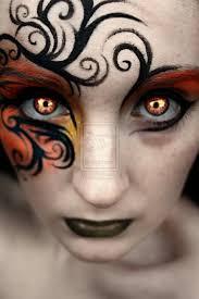 132 best halloween make up images on pinterest halloween ideas