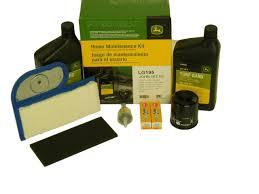 amazon com john deere original equipment filter kit lg195