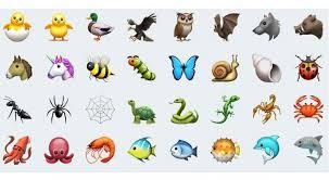 imagenes de animales whatsapp whatsapp tiene cientos de nuevos emojis para android desde hoy ya